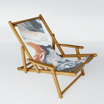 Move with me Sling Chair by duckyb