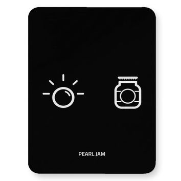 Pearl Jam Mouse Pad