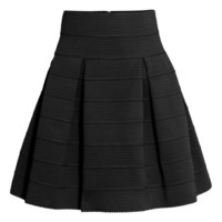 Textured Skirt - from H&M