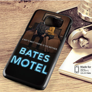 Bates Motel Best Friend Samsung Galaxy S4,S5,S6,S6 Edge,S6 Edge Plus,S7,S7 Edge Case,Note 3 4 5 Edge Case
