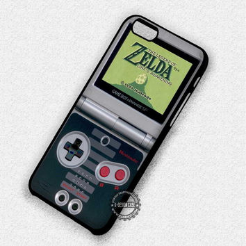 Advance Gameboy - iPhone 7 6 Plus 5c 5s SE Cases & Covers