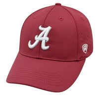 Alabama Top of the World One-Fit Hat | BAMA One-Fit Hat | Alabama Crimson Tide One-Fit Hat