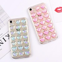 Heart Of Glitter Phone Case