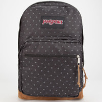 Jansport Right Pack Polka Dot Backpack Polka Dot One Size For Women 25744112501