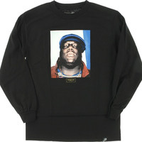 Primitive Biggie Notorious Longsleeve M Black