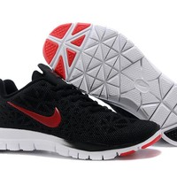 """Nike Free 5.0 TR Fit 3"" Women Sport Casual Bird's Nest Breathable Barefoot Sneakers Running Shoes"