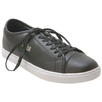 Lacoste Showcourt Leather Black Black Sneaker