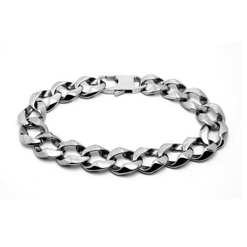 New Arrival Great Deal Awesome Gift Hot Sale Shiny Vintage Stylish Strong Character Accessory Titanium Jewelry Bracelet [6542702339]