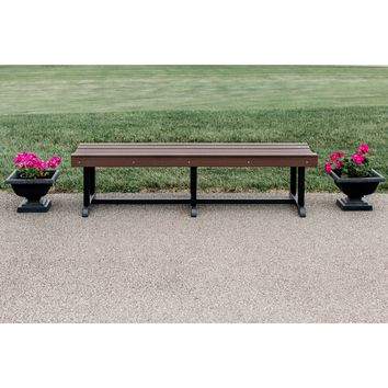 "Wildridge Outdoor Heritage Patio Bench - 68""  - Ships in 10-14 Business Days"