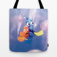 Finding Nemo Tote Bag by Max Jones