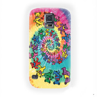 Grateful Dead and Dancing Bears For Samsung Galaxy S5 Case