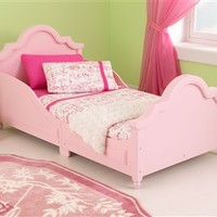 Pink Raleigh Toddler Bed by KidKraft