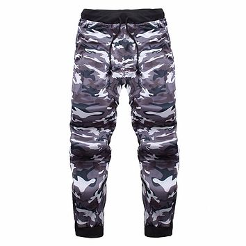 INCERUN 2017 New Men Army Camouflage Sweatpants Casual Joggers Track Pants Hip Hop Harem Trousers Autumn Baggy Workout Pants 2XL