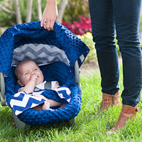 Jagger Carseat Canopy Whole Caboodle