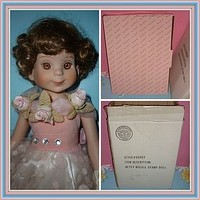 1997 Betsy McCall Stamp Doll - Robert Tonner-All Original + Boxes (item #1295103)