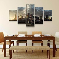 Jeep Lovers Canvas Set