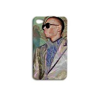 Chris Brown Cute Sexy Custom Case iPhone iPod Cover Cool Music Phone Cool