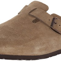 Birkenstock Unisex Boston Soft Footbed Leather Clog