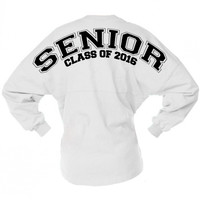 Senior Class Of 2016 Spirit Jersey