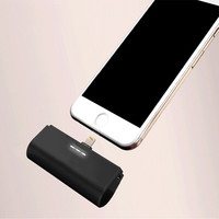 GOESTIME 3000mAh Wireless External Portable Battery Power Bank Charger For iPhone 6 5s 5 6s plus Mobile Charger For Samsung
