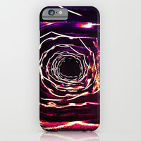 THE HOLE - for iphone iPhone & iPod Case by Simone Morana Cyla