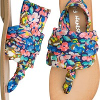 CL BY LAUNDRY BEEBOP STRETCH SANDAL