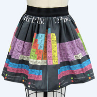 Periodic Table Full Skirt