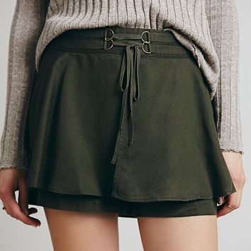 Free People Mountaineer Skort