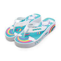 Summer Fashion Thick Crust Anime Anti-skid Shock-absorbing Home Slippers [4918336516]