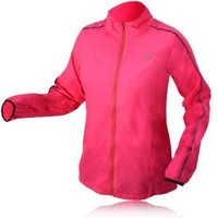 New Balance Lady Hi-Viz Running Jacket