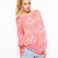 Wildfox White Label Daisy's Girls Star Cloud Lennon