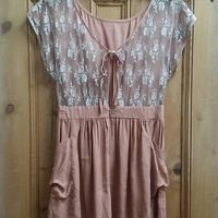 Lace dress womens clothing going out dresses summer dresses party dresses uk vintage dresses boho clothing lace back Dolly Topsy Etsy UK