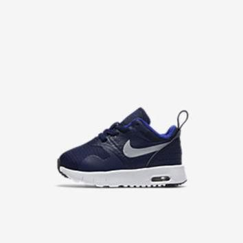 The Nike Air Max Tavas (2c-10c) Infant/Toddler Shoe.