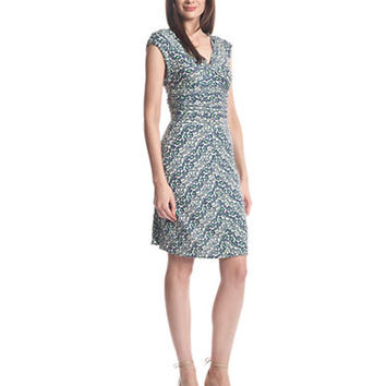 Plenty By Tracy Reese Brooke Sleeveless Print Dress