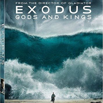 Christian Bale & John Turturro - Exodus: Gods & Kings