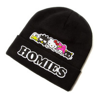 Hello Kitty 40th Anniversary Homies Beanie Cap