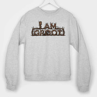 I am groot long sleeves for mens and womens by usa