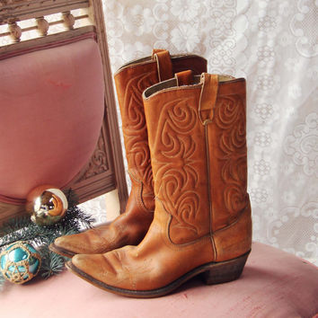 Hennessey Vintage Boots