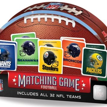 Masterpieces NFL Match Game