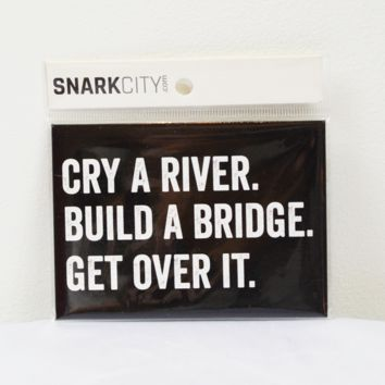 cry a river magnet