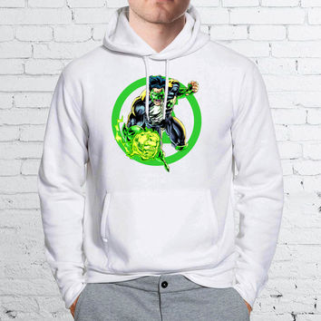 Green Lantern Power Unisex Hoodies - ZZ Hoodie