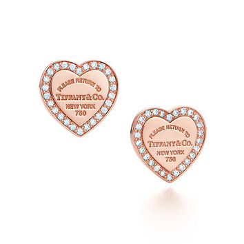 Tiffany & Co. - Return to Tiffany®:Heart Earrings