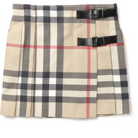 Burberry Junior Skirt