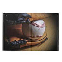 Case: Baseball Season Cover For iPad Air