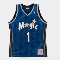 Tracy McGrady Orlando Magic Mitchell & Ness Authentic 2000 Blue NBA Jersey