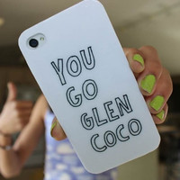 You Go Glen Coco Case by CasesbyOliviaRose on Etsy