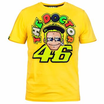 "V. Rossi ""CARTOON 46"" Fan Art T-Shirt"