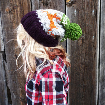 The Ainsley Hat In Reindeer by Nolie9238 on Etsy