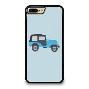 STILES STILINSKI JEEP TEEN WOLF iPhone 4/4S 5/5S/SE 5C 6/6S 7 8 Plus X Case