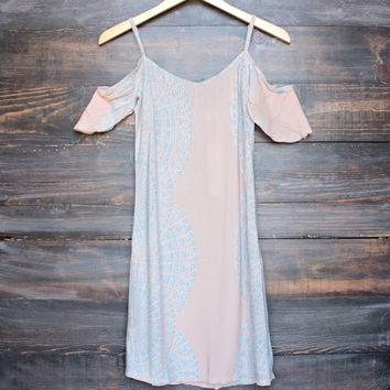 YIREH mita dress in sundial